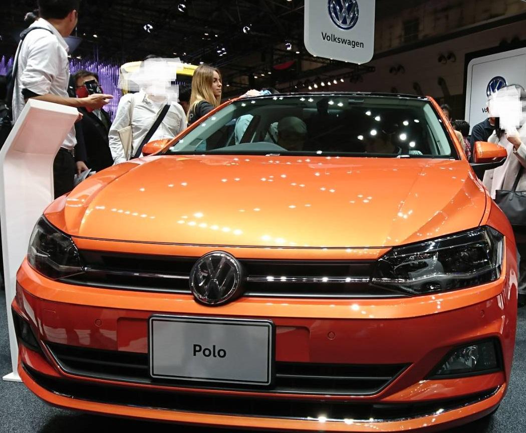 新型Polo