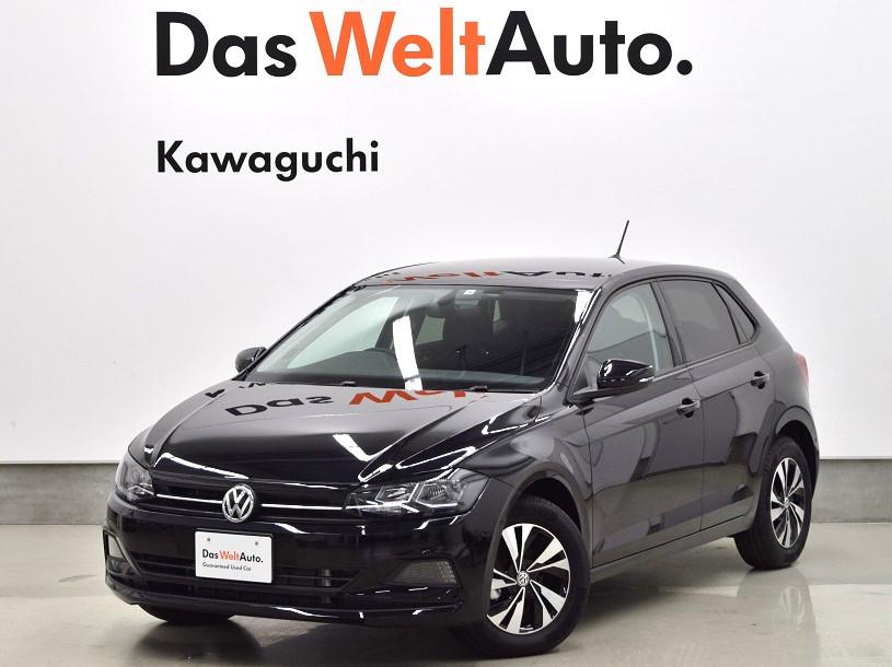 【登録済未使用車】New Polo TSI Comfortline 純正ナビ・ ETC ・バックカメラ装着車の画像1