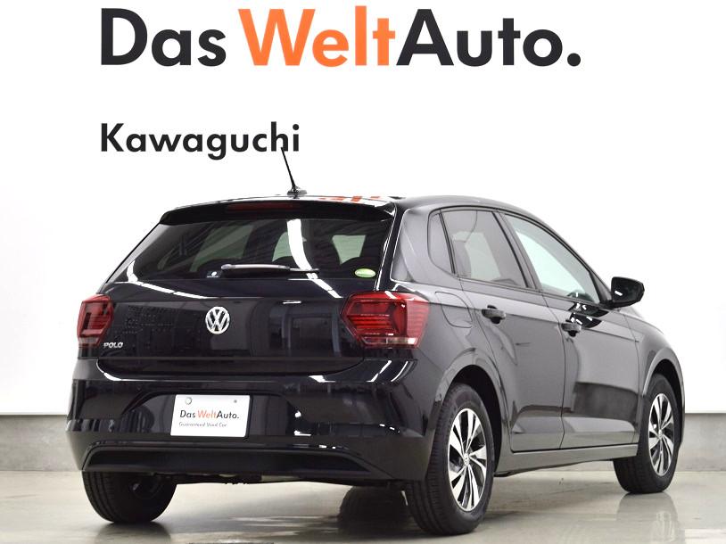【登録済未使用車】New Polo TSI Comfortline 純正ナビ・ ETC ・バックカメラ装着車の画像2