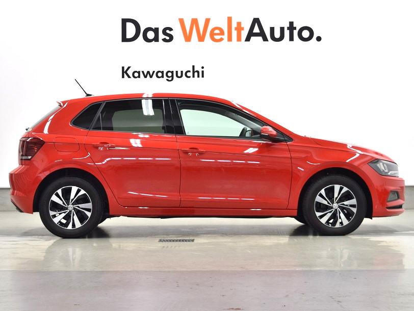【登録済未使用車】New Polo TSI Comfortline 純正ナビ・ ETC ・バックカメラ装着車の画像3