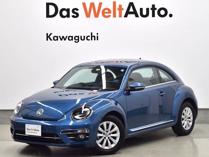 The Beetle Design 純正ナビ・ ETC ・バックカメラ装着車の画像1