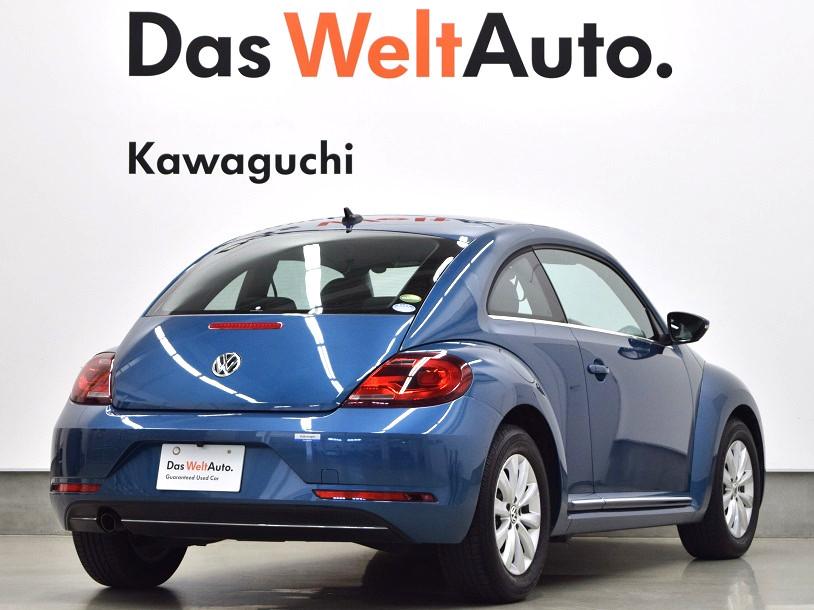 The Beetle Design 純正ナビ・ ETC ・バックカメラ装着車の画像2