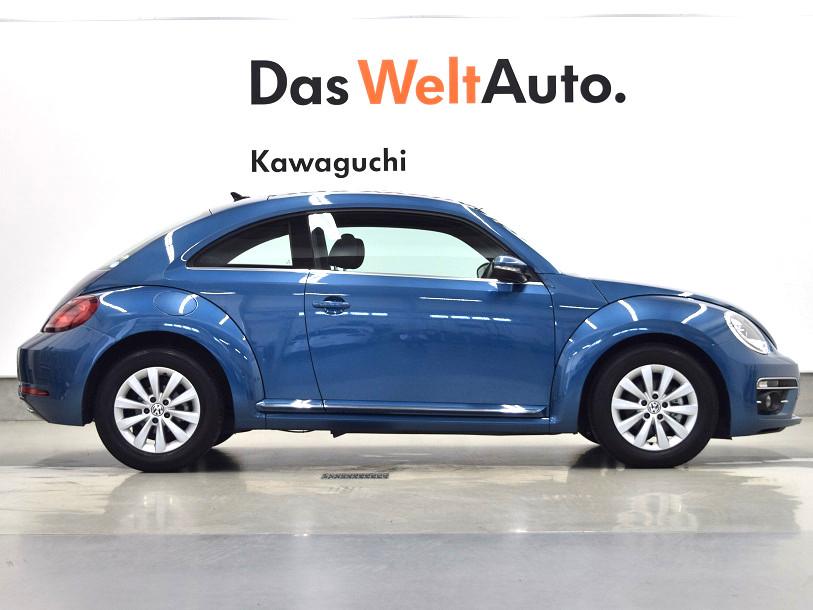 The Beetle Design 純正ナビ・ ETC ・バックカメラ装着車の画像3