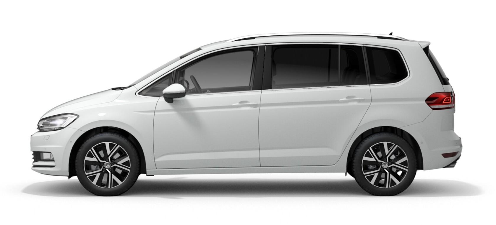 【限定車】クリーンディーゼルGolf Touran TDI Premiumの画像3