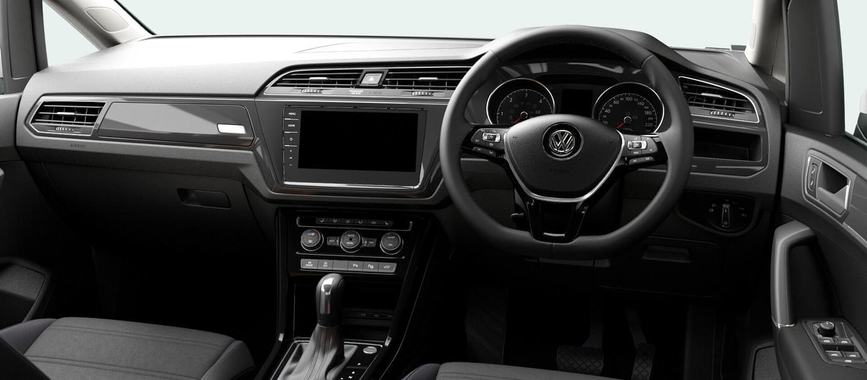 【限定車】クリーンディーゼルGolf Touran TDI Premiumの画像4
