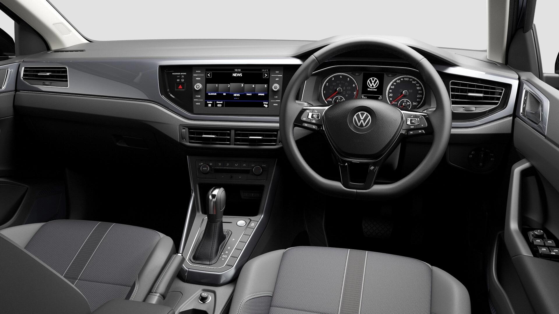 Polo TSI Highline純正ナビ・セーフティパッケージ・テクノロジーパッケージ装着車の画像4