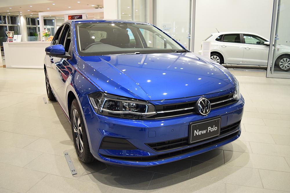 Polo TSI Comfortlineナビ・セーフティパッケージ装着車の画像1