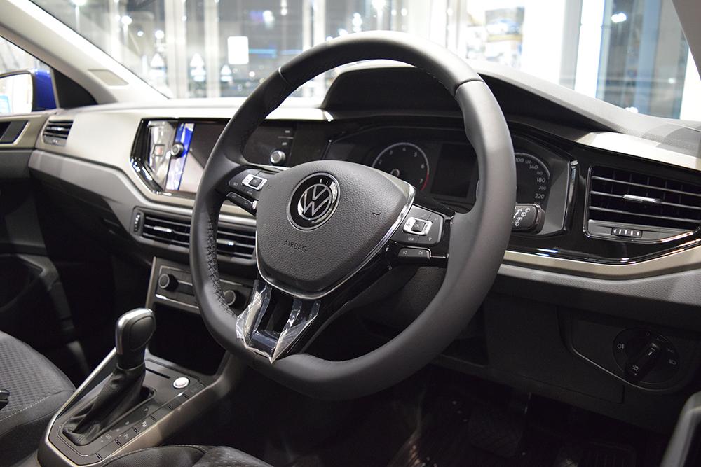 Polo TSI Comfortlineナビ・セーフティパッケージ装着車の画像4