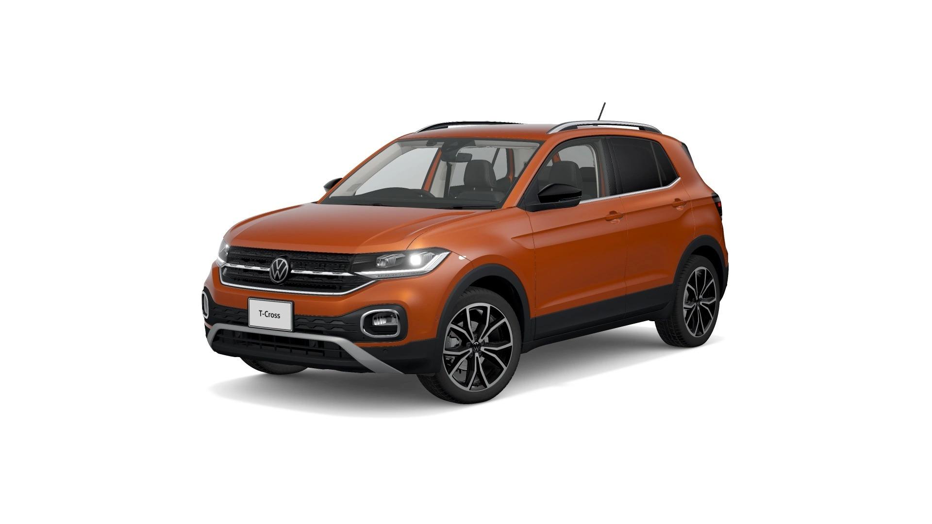 T-Cross TSI Style デザインパッケージ、 Discover Media パッケージ、セーフティパッケージ、 テクノロジーパッケージ装着車の画像1