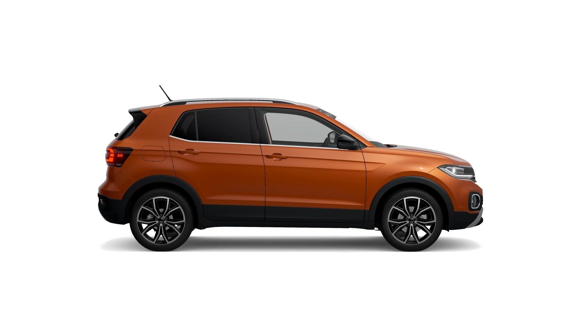 T-Cross TSI Style デザインパッケージ、 Discover Media パッケージ、セーフティパッケージ、 テクノロジーパッケージ装着車の画像3