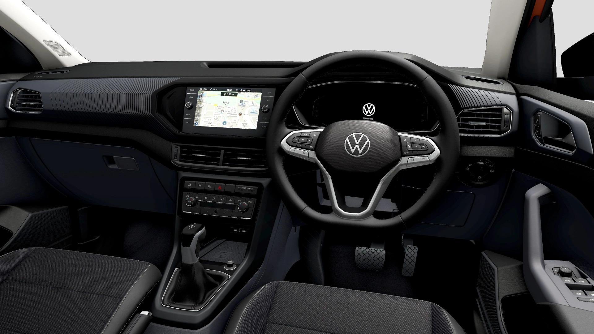 T-Cross TSI Style デザインパッケージ、 Discover Media パッケージ、セーフティパッケージ、 テクノロジーパッケージ装着車の画像4